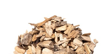 Plaquettes de bois
